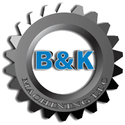 B&K Machining LLC Logo
